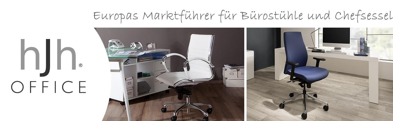 Ergonomische Bürostühle - Einfach sitzen mit hjh OFFICE