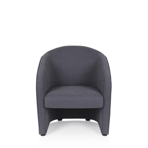 SAN JUAN | 1-Sitzer - Loungesessel Dunkelgrau