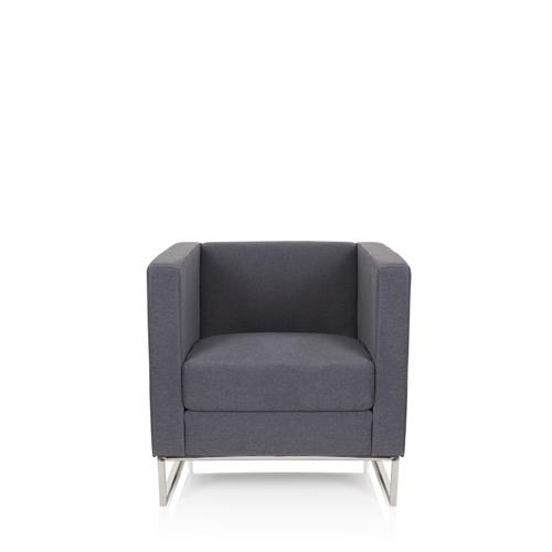 BARBADOS | 1-Sitzer - Loungesessel Dunkelgrau
