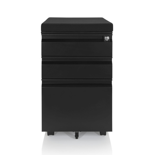 COLOR OS - Rollcontainer Schwarz
