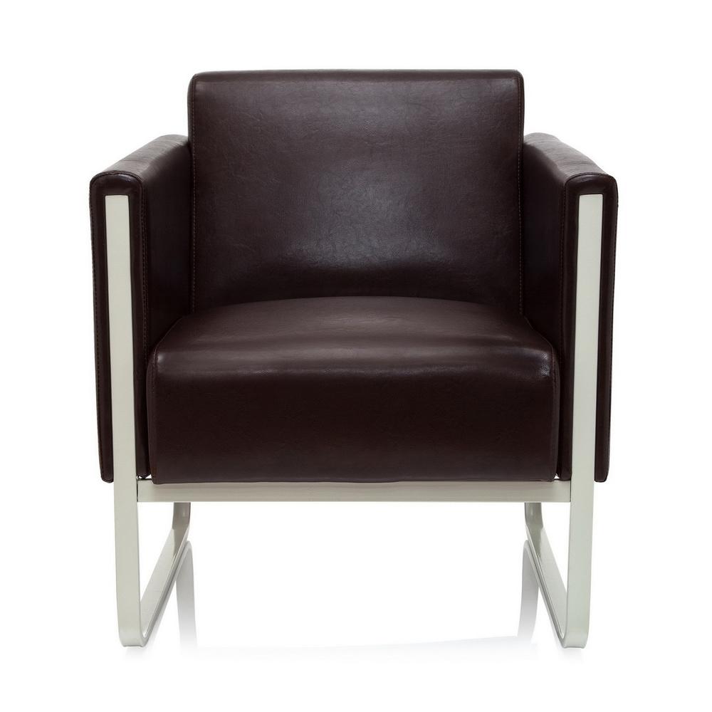 ARUBA | 1-Sitzer - Lounge Sofa Braun