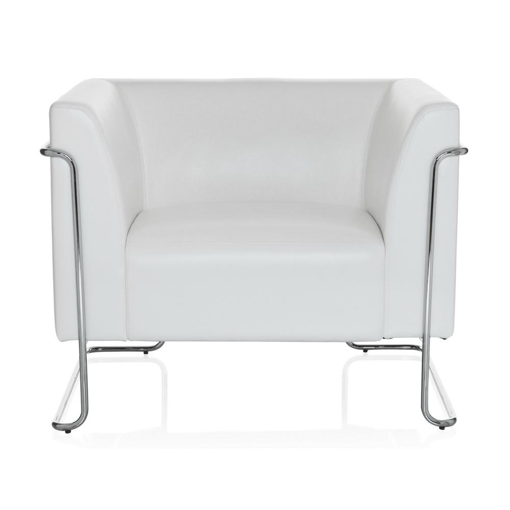 CURACAO | 1-Sitzer - Lounge Sofa Weiß