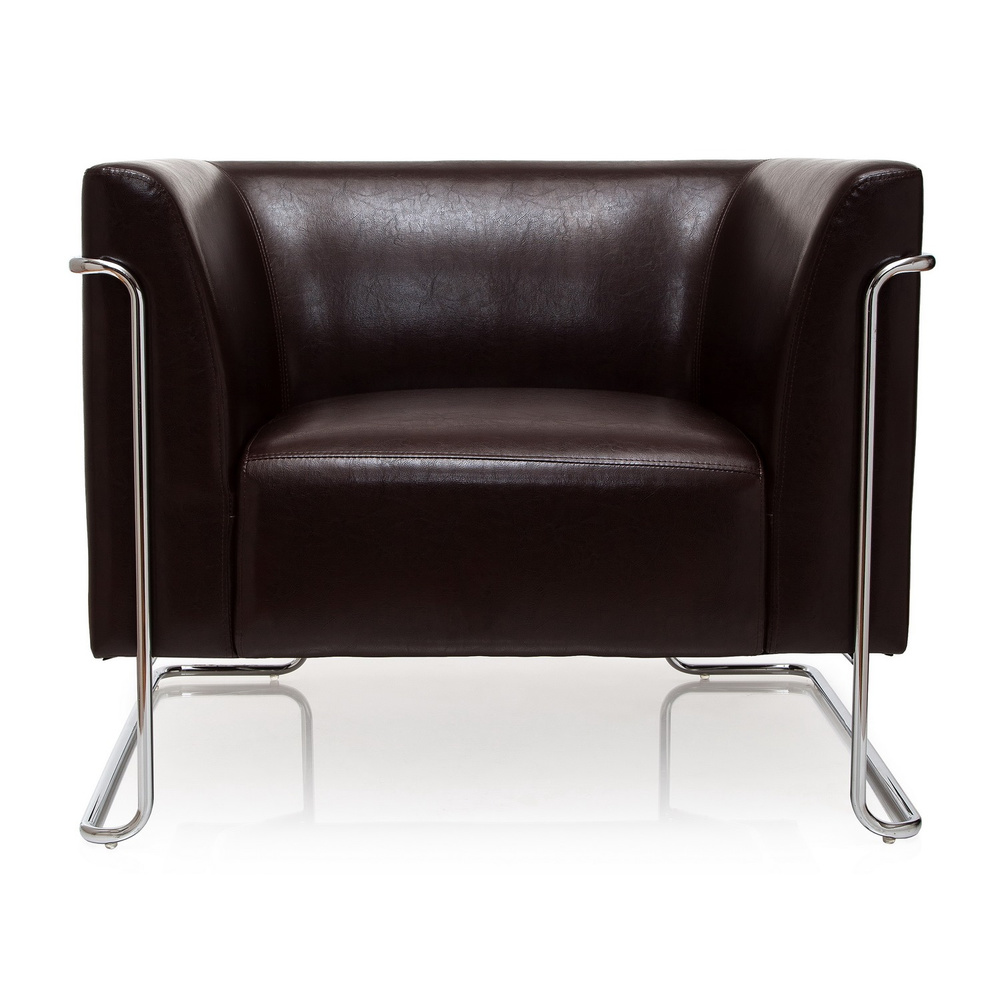 CURACAO | 1-Sitzer - Lounge Sofa Braun
