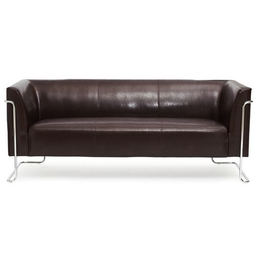 CURACAO | 3-Sitzer - Lounge Sofa Braun