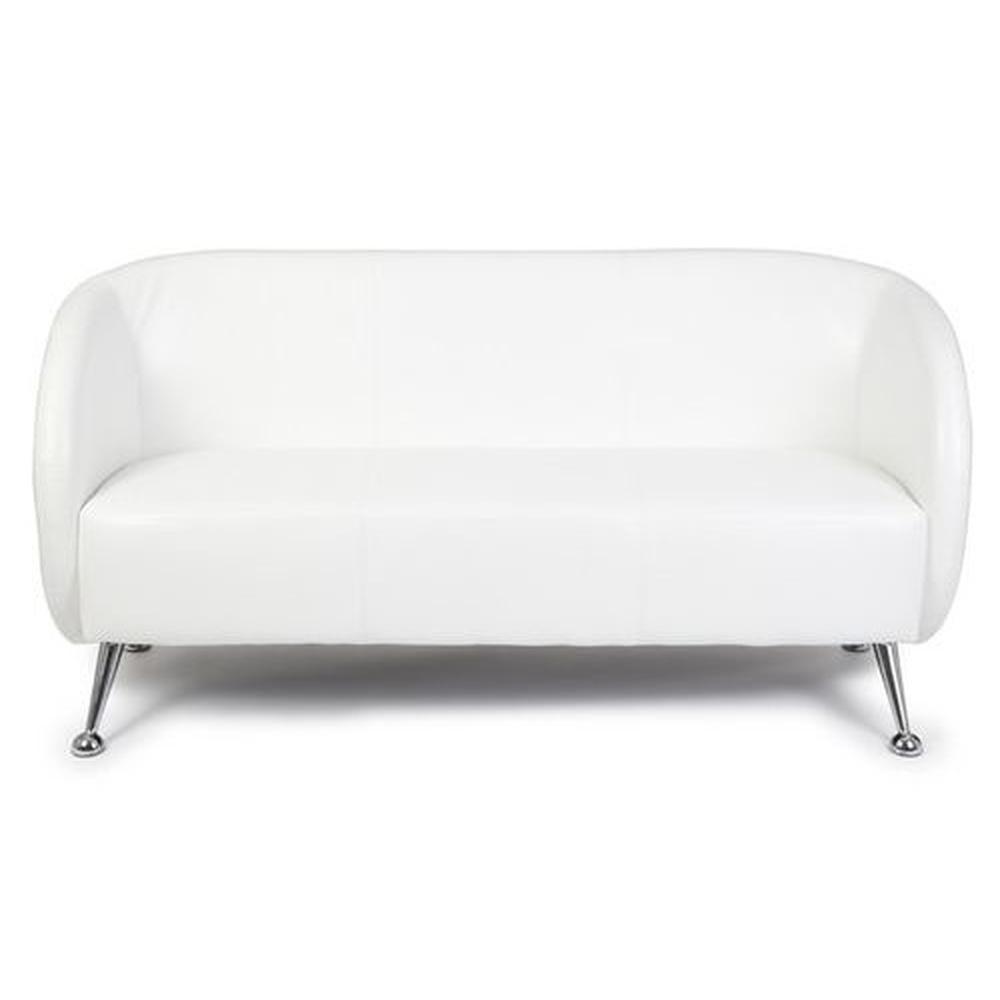 ST. LUCIA | 3-Sitzer - Lounge Sofa Weiß