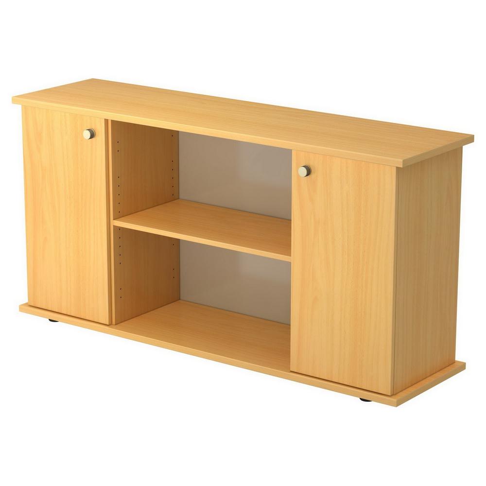 KAPA SB | Sideboard | mit Türen - Buche mit Knauf Sideboard