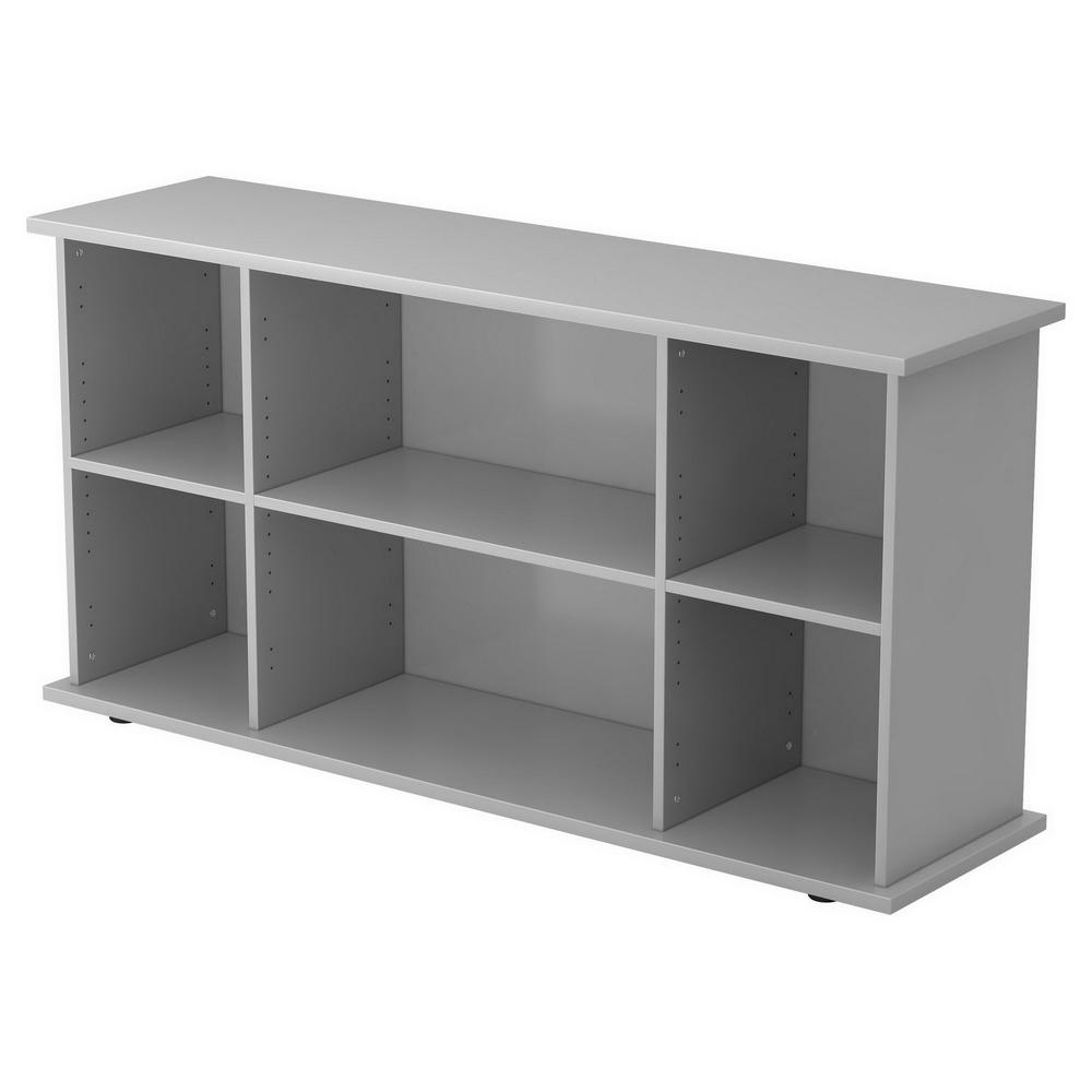 hjh OFFICE PRO KAPA SB | Sideboard | offen - Grau Sideboard