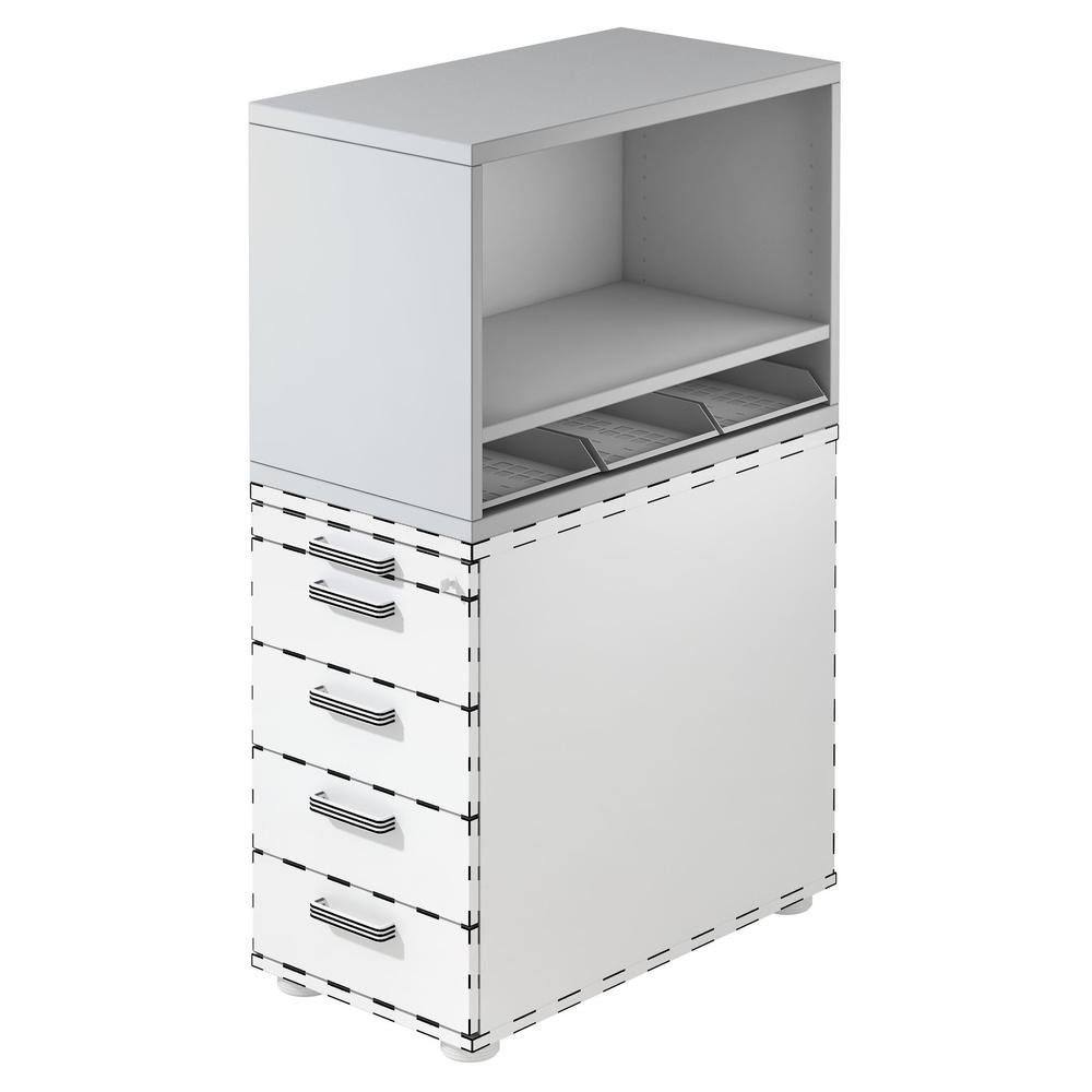 SIGNA SCA1 - Rollcontainer Grau